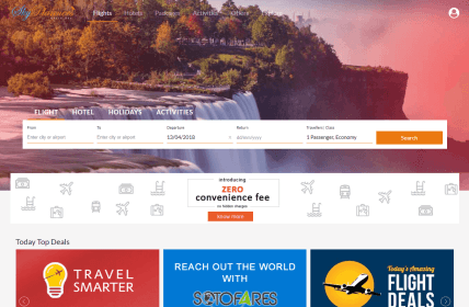 Travel Technology Company, Travel Portal Development Services